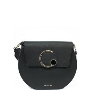 купить среднюю сумку Cromia 1403925 черная