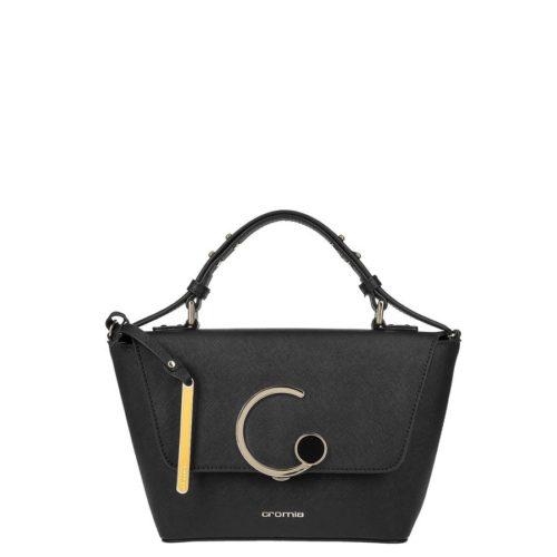 купить среднюю сумку Cromia 1403926 черная