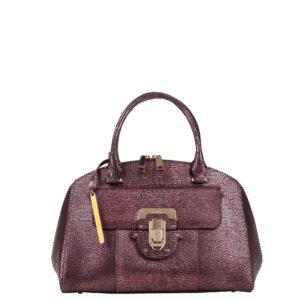 купить женскую сумку Cromia 1403942 бордовая
