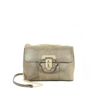 купить женскую сумку Cromia 1403945 бронзовая