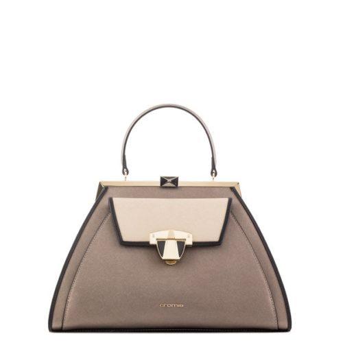 купить женскую сумку Cromia 1403947 бронзовая