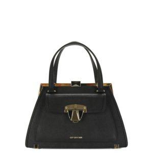 купить среднюю сумку Cromia 1403948 черная