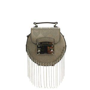купить маленькую сумку Cromia 1403978 бронзовая