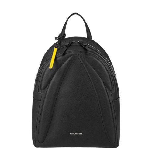 Купить женский рюкзак Cromia 1403959 черный - низкая цена, доставка