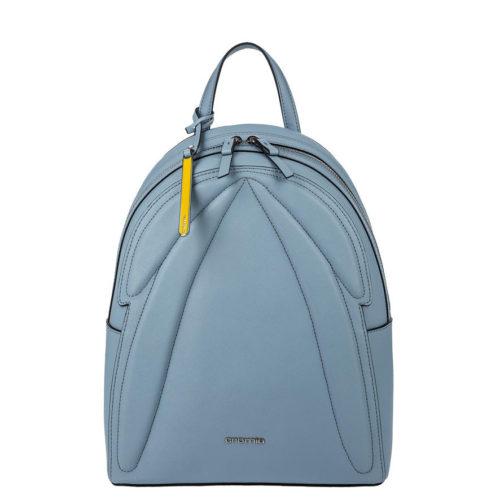 Купить женский рюкзак Cromia 1403959 синий - низкая цена, доставка