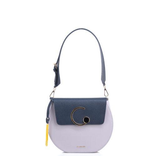 купить женскую сумку Cromia 1403925 серая