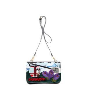 купить женскую сумку Braccialini B12406 мультиколор