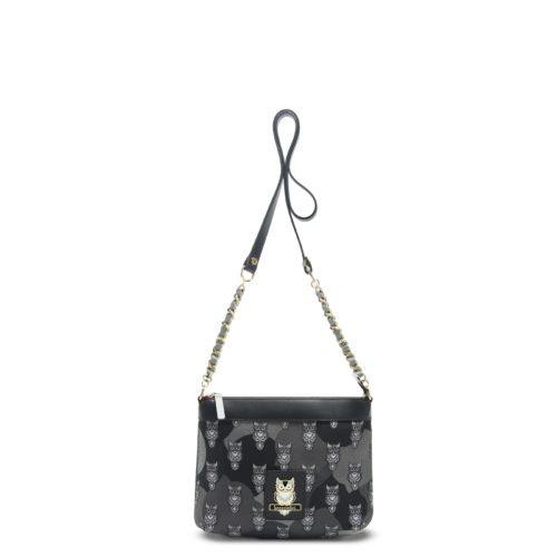 купить женскую сумку Braccialini B12705 черная