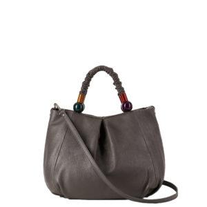 купить женскую сумку Roberta Gandolfi 7131 серая