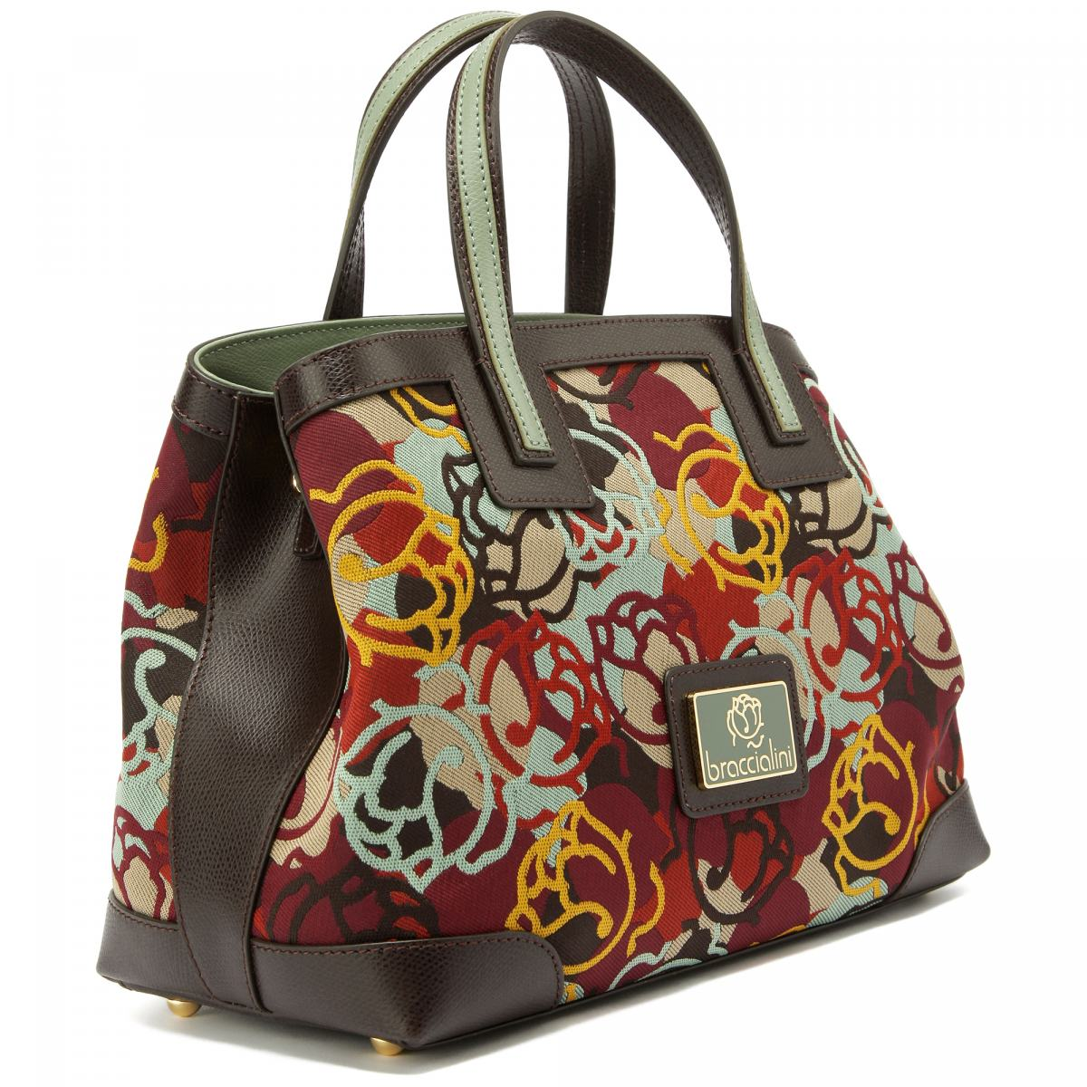 247c87ff55b0 купить женскую сумку Braccialini B2781 Tessuto мультиколор купить женскую сумку  Braccialini B2781 Tessuto мультиколор ...