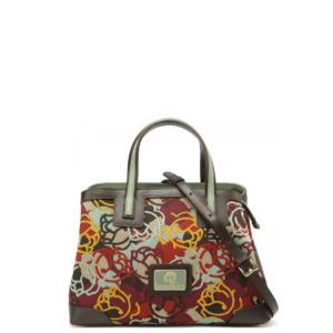 купить женскую сумку Braccialini B2781 Tessuto мультиколор