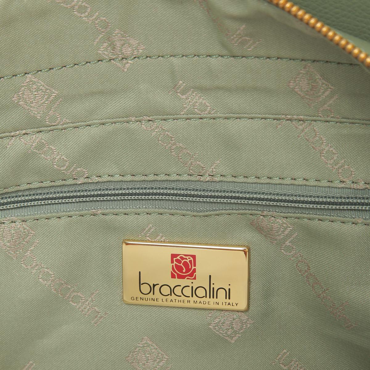 e7550c30d724 Средняя сумка Braccialini B8200 Tessuto мультиколор - цена 22900 руб ...