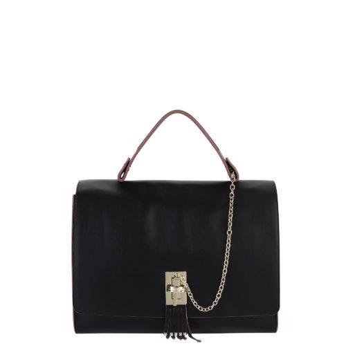 купить женскую сумку Roberta Gandolfi 7062 черная