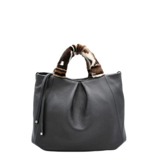 купить женскую сумку Roberta Gandolfi 7071 черная