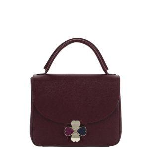 купить женскую сумку Roberta Gandolfi 7111 бордовая