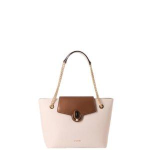 купить женскую сумку Cromia 1404157 бежевая