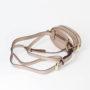 купить женскую сумку Cromia 1404168 бронзовая