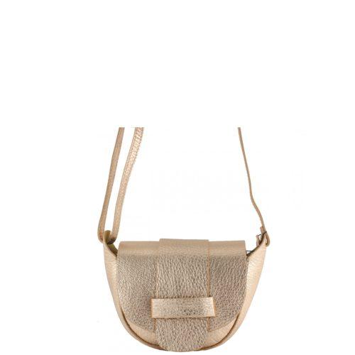 купить женскую сумку DI Gregorio 8684 золотая