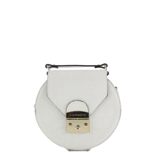 купить женскую сумку DI Gregorio 8685 белая