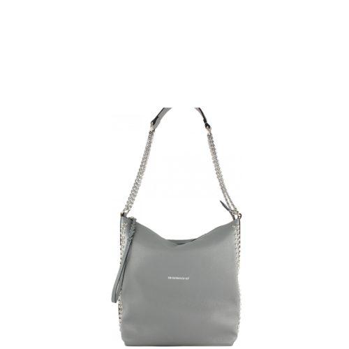 купить женскую сумку DI Gregorio 8701 серая