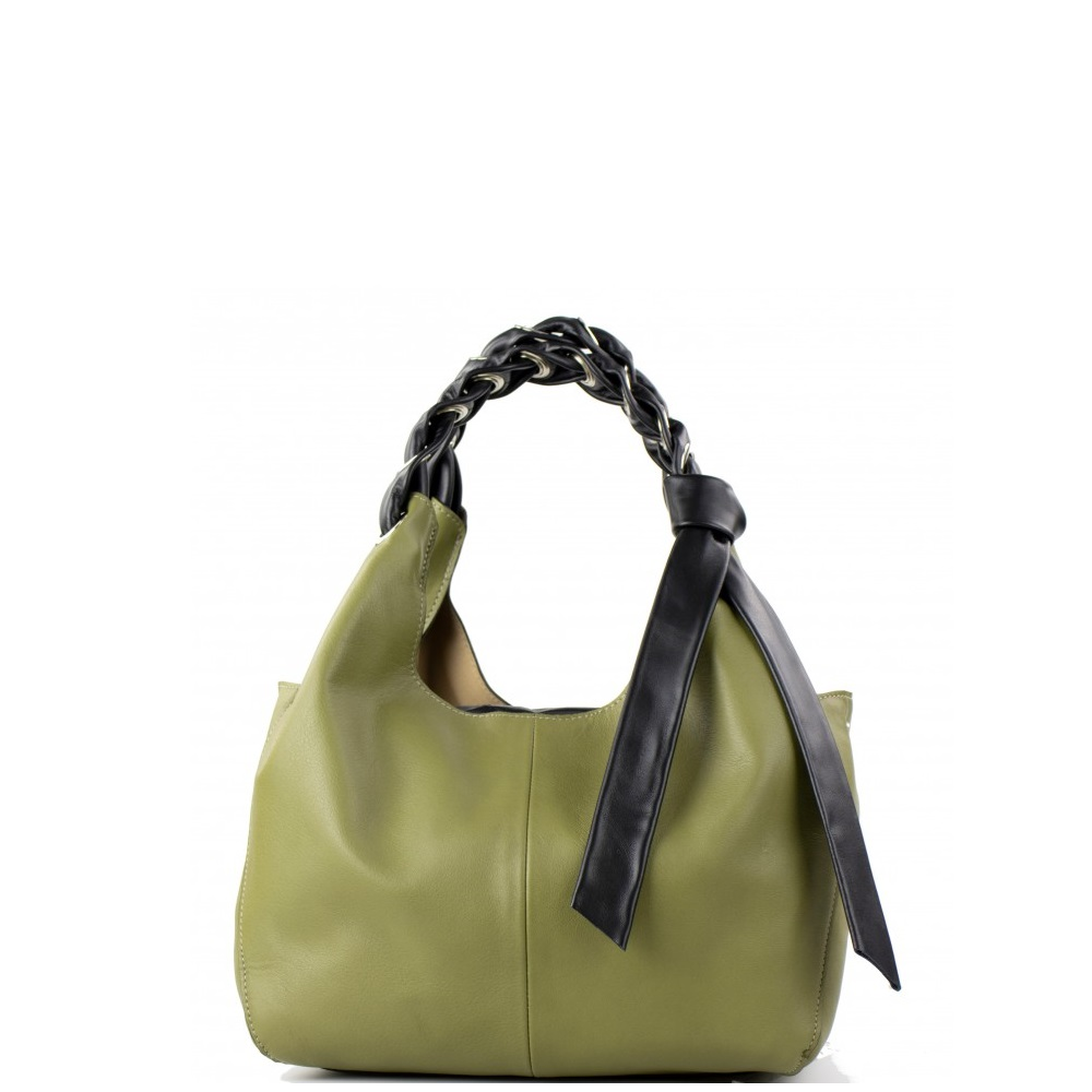 3baa1e27b1d5 Женская сумка Roberta Gandolfi 8100 зеленая - цена 19500 руб., купить