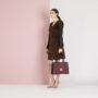 купить женскую сумку Cromia 1404381 бордовый