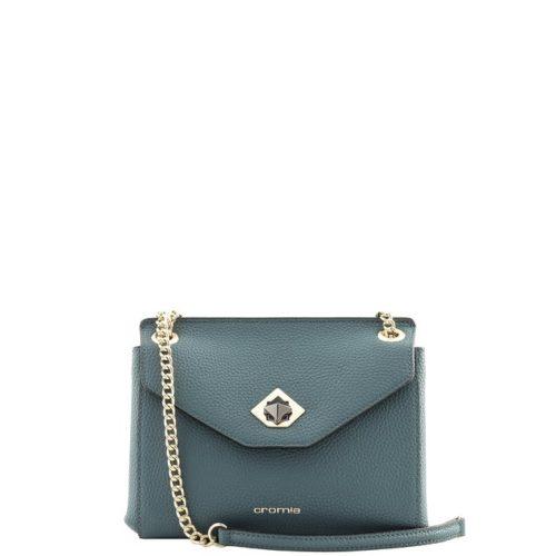 купить женскую сумку Cromia 1404338 зеленую
